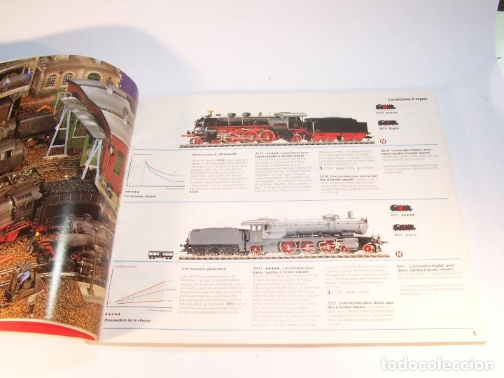Trenes Escala: Catálogo de trenes. Märklín. H0. 1988. Francés. 160 pp. - Foto 2 - 175824487