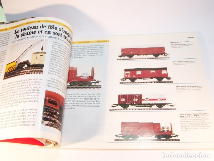 Trenes Escala: Catálogo de trenes. Märklín. H0. 1987/88 F. Francés. 176 pp. - Foto 4 - 175824698