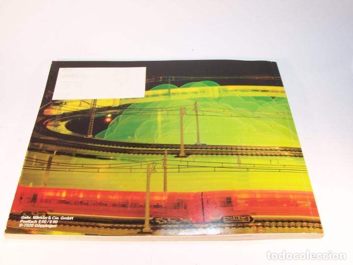 Trenes Escala: Catálogo de trenes. Märklín. H0. 1987/88 F. Francés. 176 pp. - Foto 7 - 175824698