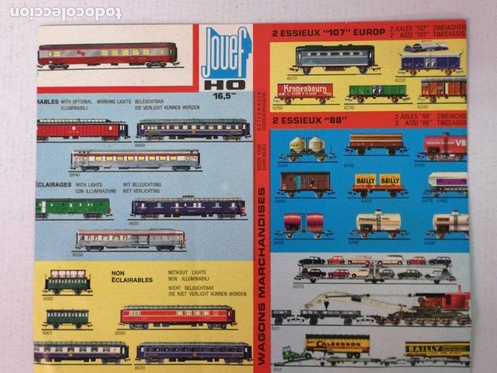 Trenes Escala: TREN JOUEF A PILAS, ESCALA HO - Foto 11 - 175985038