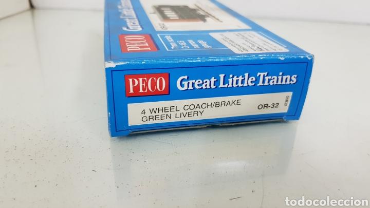 Trenes Escala: Peco vagon or32 escala 0-16.5 - Foto 2 - 176186148