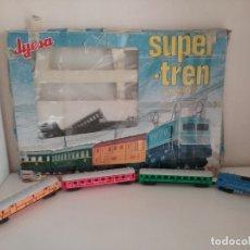 Trenes Escala: SUPER TREN JYESA A PILAS REFERENCIA 1961. Lote 176622598