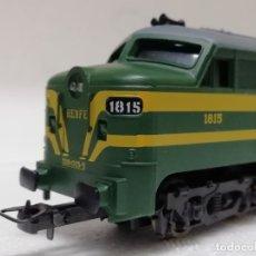 Trenes Escala: LOCOMOTORA ALCO 316 / 1600 RENFE H0. CON LUZ.. Lote 177887270