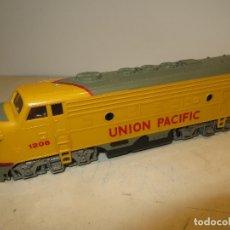Trenes Escala: LOCOMOTORA BACHMANN UNION PACIFIC FUNCIONANDO,BUEN PRECIO. Lote 179110141