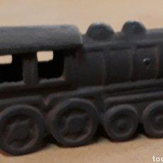 Trenes Escala: LOCOMOTORA HIERRO FUNDIDO. Lote 179328597