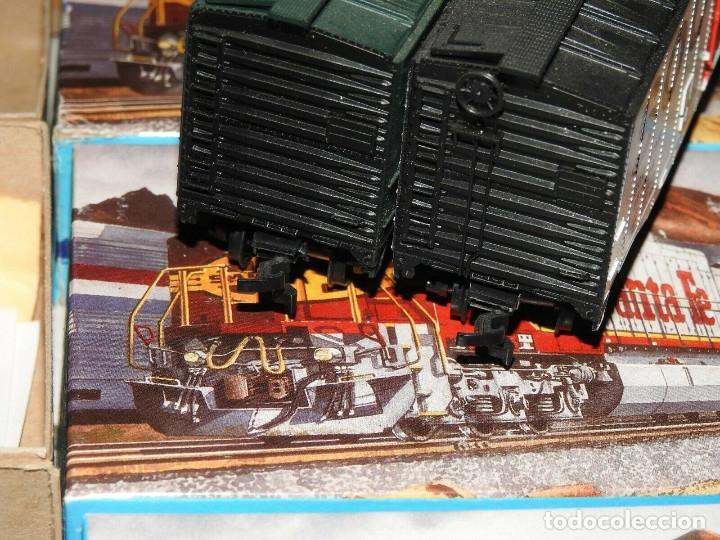 Trenes Escala: Athearn Lote de 13 Vagones Americanos Escala H0 - Foto 9 - 180432705