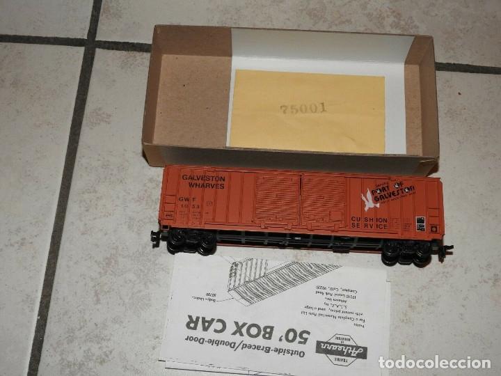 Trenes Escala: Athearn Lote de 13 Vagones Americanos Escala H0 - Foto 10 - 180432705