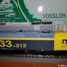 Trenes Escala: MEHANO HO LOCOMOTORA DIESEL 333.313 DIGITAL. Lote 180958987