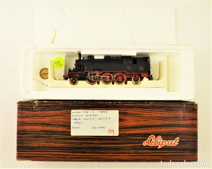 Trenes Escala: Locomotora Liliput 751009 H0 DC - Foto 6 - 181322403