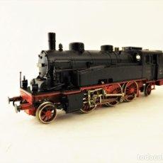 Trenes Escala: LOCOMOTORA LILIPUT 751009 H0 DC. Lote 181322403