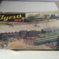 Trenes Escala: ANTIGUO TREN DE JYESA ESCALA HO. Lote 181335745