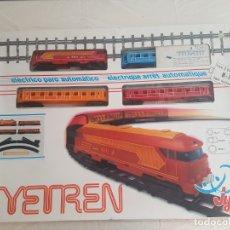 Trenes Escala: JYETREN. Lote 181461632