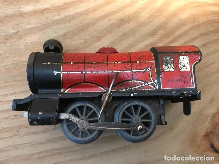 Trenes Escala: TREN COMPLETO CON CAJA. HORNBY. MECCANO LTD LIVERPOOL. GROOT BRITTANNIE. M0 GOEDERENTREIN - Foto 4 - 182357378