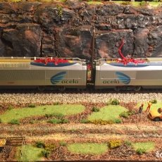 Trenes Escala: BACHMANN SPECTRUM ACELA AMTRAK LOCOMOTORA ELÉCTRICA 81949 (109). Lote 182659275