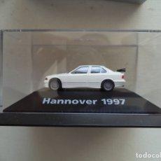 Trenes Escala: COCHE BMW HANNOVER 97 ESCALA HO 1\87 HERPA NUEVO EXCLUSIVO SERIE. Lote 199178001