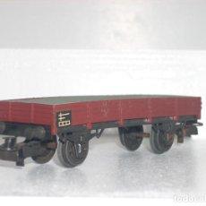 Trenes Escala: VAGON MERCANCIA HO. Lote 183527641