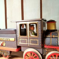 Trenes Escala: TREN GREAT WESTERN 3291 MODERN TOYS JAPAN. Lote 183978282