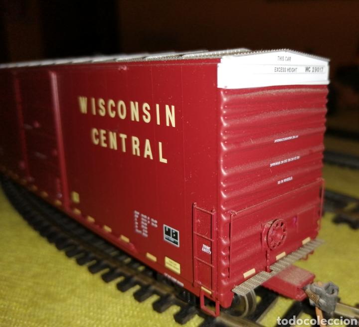 Trenes Escala: Vagón mercancías H0/HO. Bachmann. Ibertren. Electrotren. Roco. Fleischmann. Piko. - Foto 4 - 184046982