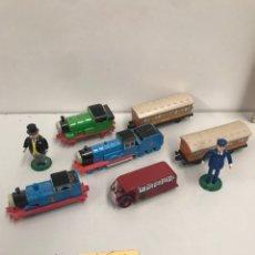 Trenes Escala: ANTIGUO LOTE DE TRENES ERTI. Lote 184772926