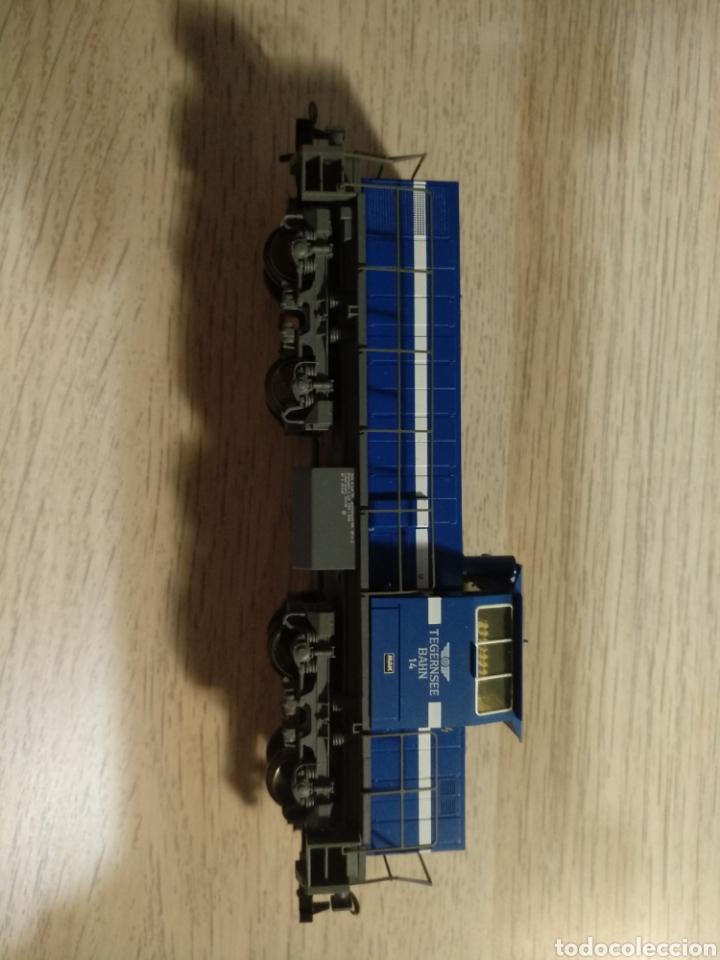 Trenes Escala: LOCOMOTORA DIESEL TRIX 22724 DIGITAL - Foto 2 - 184885415
