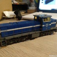 Trenes Escala: LOCOMOTORA DIESEL TRIX 22724 DIGITAL. Lote 184885415