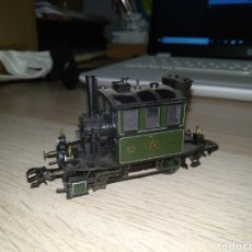 Trenes Escala: LOCOMOTORA DE VAPOR TRIX 26834. Lote 184886461
