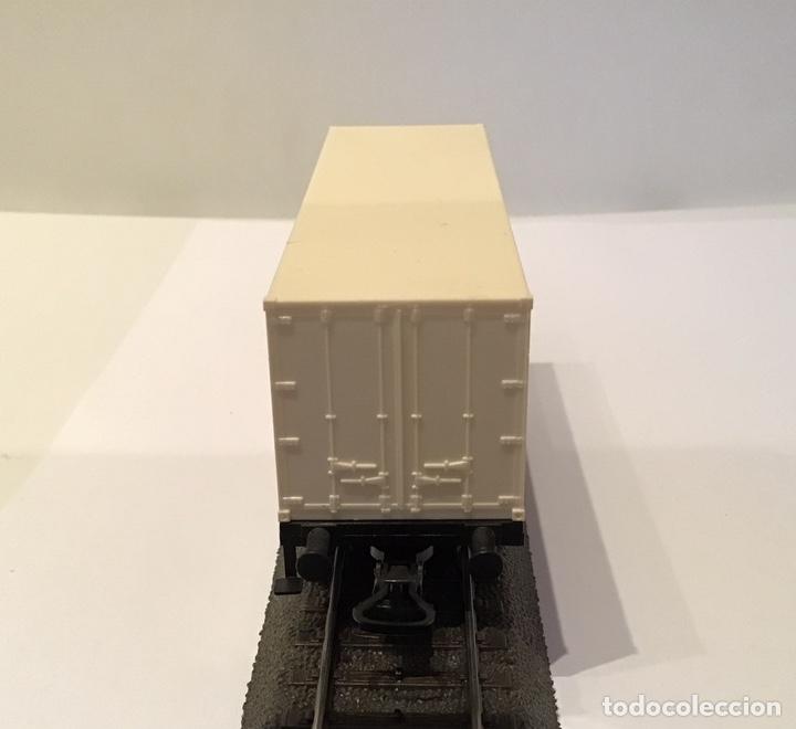Trenes Escala: VAGÓN MARKLIN H0 CONMEMORATIVO DE FERIA DE MODELISMO FERROVIARIO. - Foto 3 - 184894962