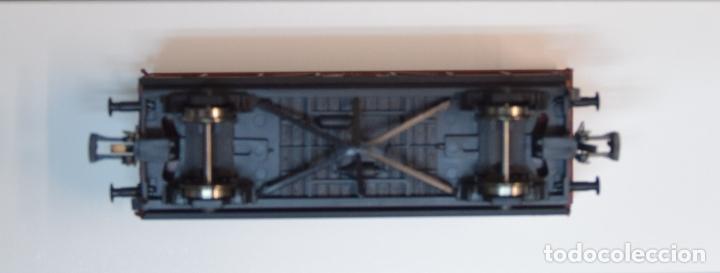 Trenes Escala: PIKO H0 Vagón bordes altos con cierre superior, de la DR, referencia 54100. - Foto 3 - 185738778