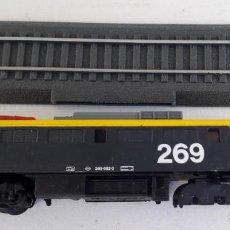 Trenes Escala: 269-092-3 LOCOMOTORA - ESTATICA. Lote 185933578