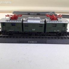 Trenes Escala: E 91 DB C C LOCOMOTORA ESTATICA. Lote 185934176