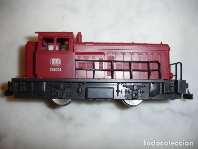 TREN JOUEF LOCOMOTORA DIESEL TRACTOR MANIOBRAS 11.5 CM ESCLA HO A EXTRENAR (Juguetes - Trenes Escala H0 - Otros Trenes Escala H0)
