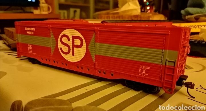 Trenes Escala: Vagón mercancías Southern Pacific. Bachmann HO / H0. Estados Unidos. USA. - Foto 4 - 187467945