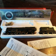 Trenes Escala: TREN LOCOMOTORA DE COLECCIÓN HORNBY RAILWAYS 1982( MORNING STAR 70021). Lote 188642492