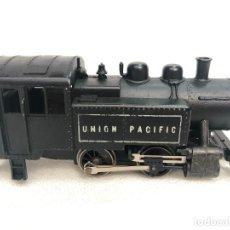 Trenes Escala: LOCOMOTORA UNIÓN PACÍFIC DE LA MARCA MANTUA METÁLICA, CORRIENTE CONTINUA.. Lote 189531946
