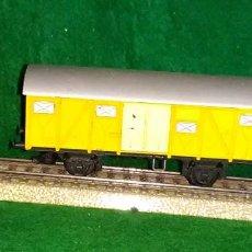 Trenes Escala: LOTE OFERTA VAGON DE TREN DE MERCANCIAS - LIMA ITALIA - COMPATIBLE CON VIAS H0 / 00. Lote 189643381