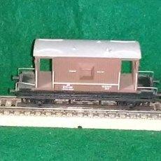 Trenes Escala: LOTE OFERTA VAGON DE TREN DE MERCANCIAS - MAINLINE - COMPATIBLE CON VIAS H0 / 00. Lote 189644288