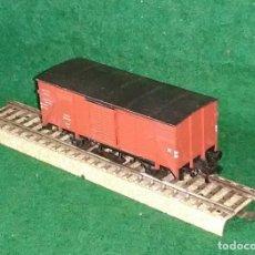 Trenes Escala: LOTE OFERTA VAGON DE TREN DE MERCANCIAS - LIMA ITALIA - COMPATIBLE CON VIAS H0 / 00. Lote 189654738