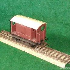 Trenes Escala: LOTE OFERTA VAGON DE TREN DE MERCANCIAS - TRI-ANG ENGLAND - COMPATIBLE CON VIAS H0 / 00. Lote 189654768