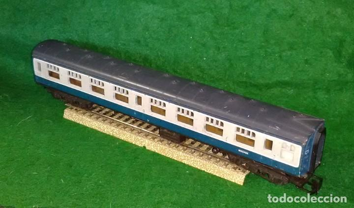 Trenes Escala: LOTE OFERTA VAGON DE TREN DE PASAJEROS - MAINLINE - COMPATIBLE CON VIAS H0 / 00 - Foto 2 - 189654846