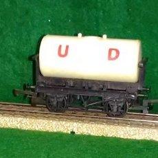 Trenes Escala: LOTE OFERTA VAGON DE TREN CISTERNA - MADE IN ENGLAND - COMPATIBLE CON VIAS H0 / 00. Lote 189654958