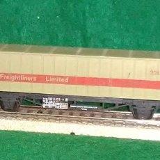 Trenes Escala: LOTE OFERTA VAGON DE MERCANCIAS - LIMA ITALIA - COMPATIBLE CON VIAS H0 / 00. Lote 189654962