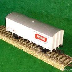Trenes Escala: LOTE OFERTA VAGON FRIGORIFICO FINDUS - JOUEF FRANCIA - COMPATIBLE CON VIAS H0 / 00. Lote 189654986