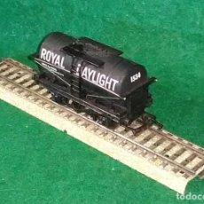 Trenes Escala: LOTE OFERTA VAGON CISTERNA - MAINLINE - COMPATIBLE CON VIAS H0 / 00. Lote 189655001