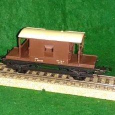 Trenes Escala: LOTE OFERTA VAGON DE TREN DE MERCANCIAS - LIMA ITALIA - COMPATIBLE CON VIAS H0 / 00. Lote 189681261