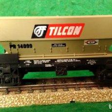 Trenes Escala: LOTE OFERTA VAGON DE TREN DE MINERAL - LIMA ITALIA - COMPATIBLE CON VIAS H0 / 00. Lote 189681533