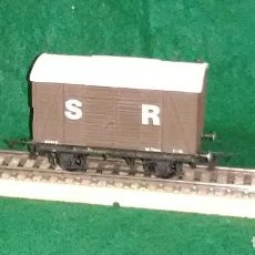 Trenes Escala: LOTE OFERTA VAGON DE TREN DE MERCANCIAS - GRAFAR GREAT BRITAIN - COMPATIBLE CON VIAS H0 / 00. Lote 189681891