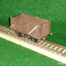 Trenes Escala: LOTE OFERTA VAGON DE TREN DE MERCANCIAS - ENGLAND - COMPATIBLE CON VIAS H0 / 00. Lote 189782881