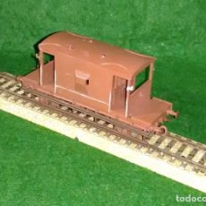 Trenes Escala: LOTE OFERTA VAGON DE TREN DE MERCANCIAS - ENGLAND - COMPATIBLE CON VIAS H0 / 00. Lote 189786193