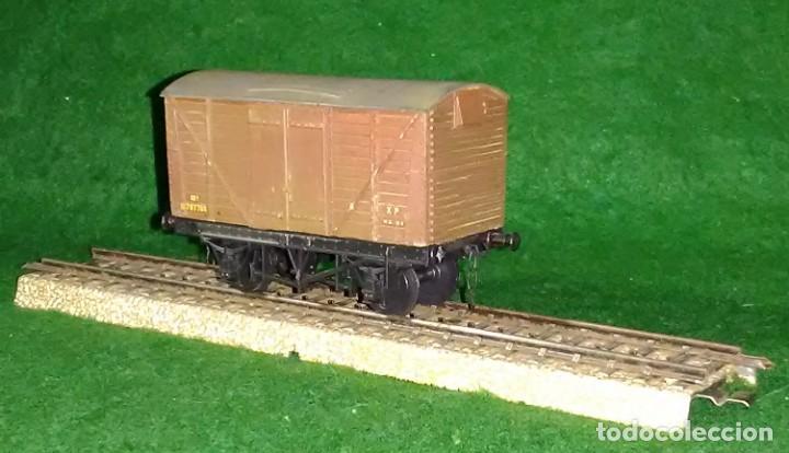 Trenes Escala: LOTE OFERTA VAGON DE TREN DE MERCANCIAS - LIMA ITALIA - COMPATIBLE CON VIAS H0 / 00 - Foto 2 - 189786483