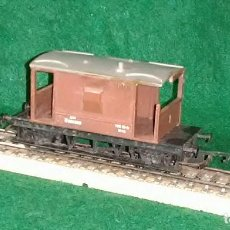 Trenes Escala: LOTE OFERTA VAGON DE TREN DE MERCANCIAS - TRI-ANG ENGLAND - COMPATIBLE CON VIAS H0 / 00. Lote 189787823